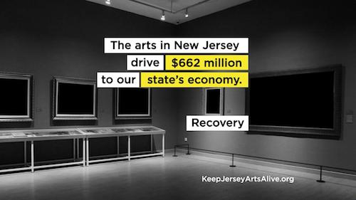 Keep Jersey Arts Alive PSA