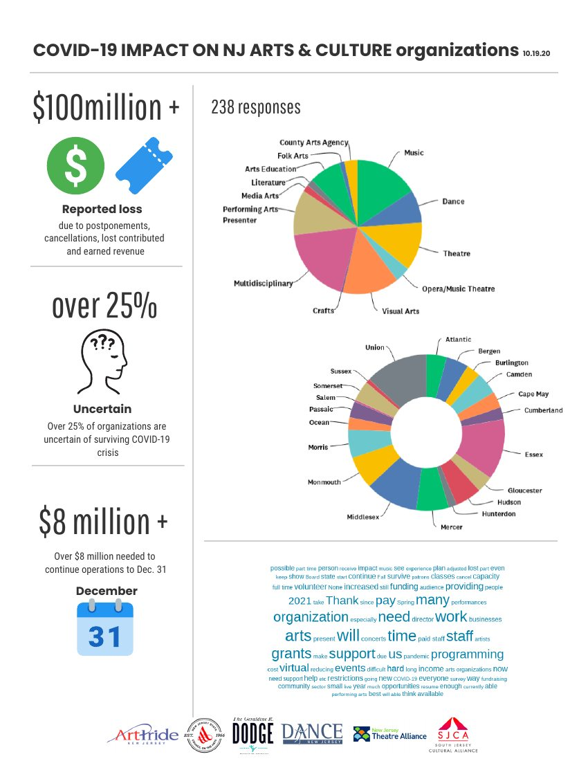 COVID-19 Impact Survey Summary
