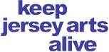 Keep Jersey Arts Alive Logo